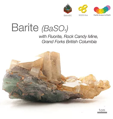 PME 910 Barite Image