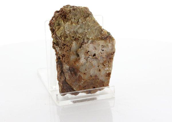 AME 421 Epidote, Pyrite, Quartz and Scheelite Image