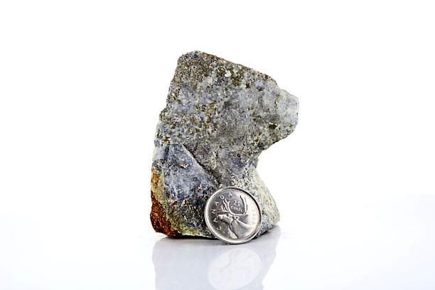 AME 158 Chalcopyrite, Pyrrhotite, Sphalerite Image