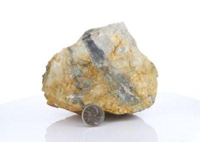 AME 452 Barite & Tetrahedrite