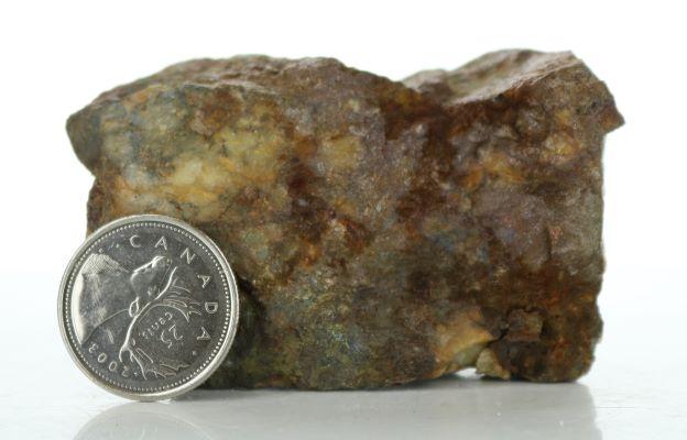 AME 298 Argentiferous Galena, Chalcopyrite, Gold, Pyrite, Pyrrhotite, Quartz Image