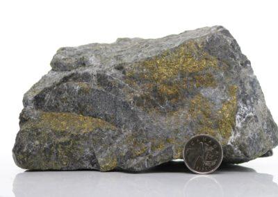 Andesite/Mercury(Hg) Ore (D1-01)