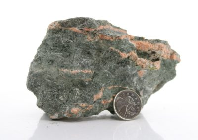 Chloritized Andesite (D5-13)
