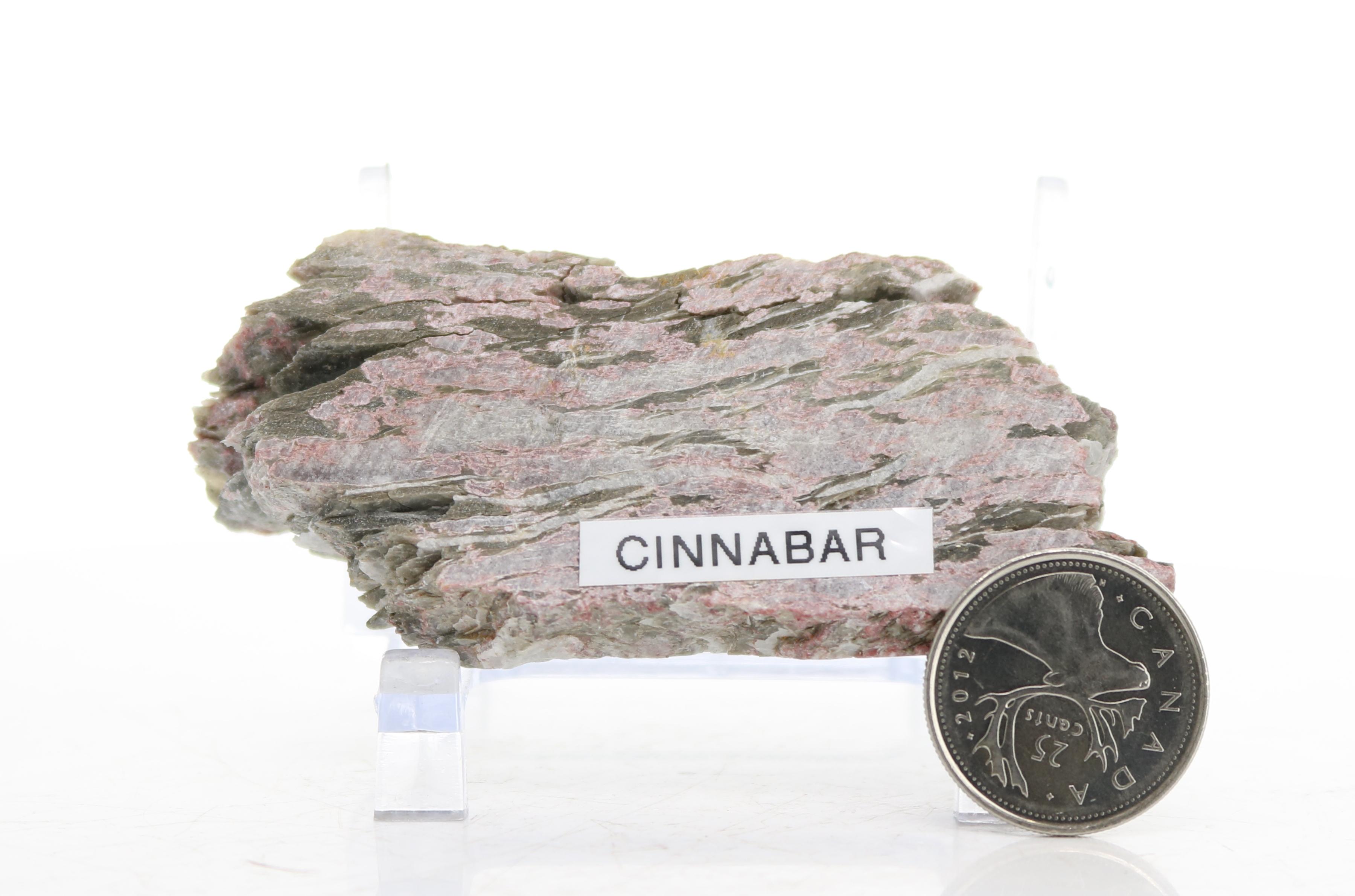 Cinnibar (MoM-006) Image