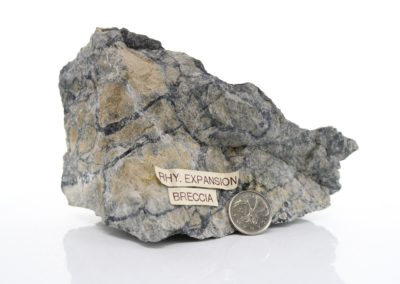 Rhyolite Expansion Breccia (MoM-007)