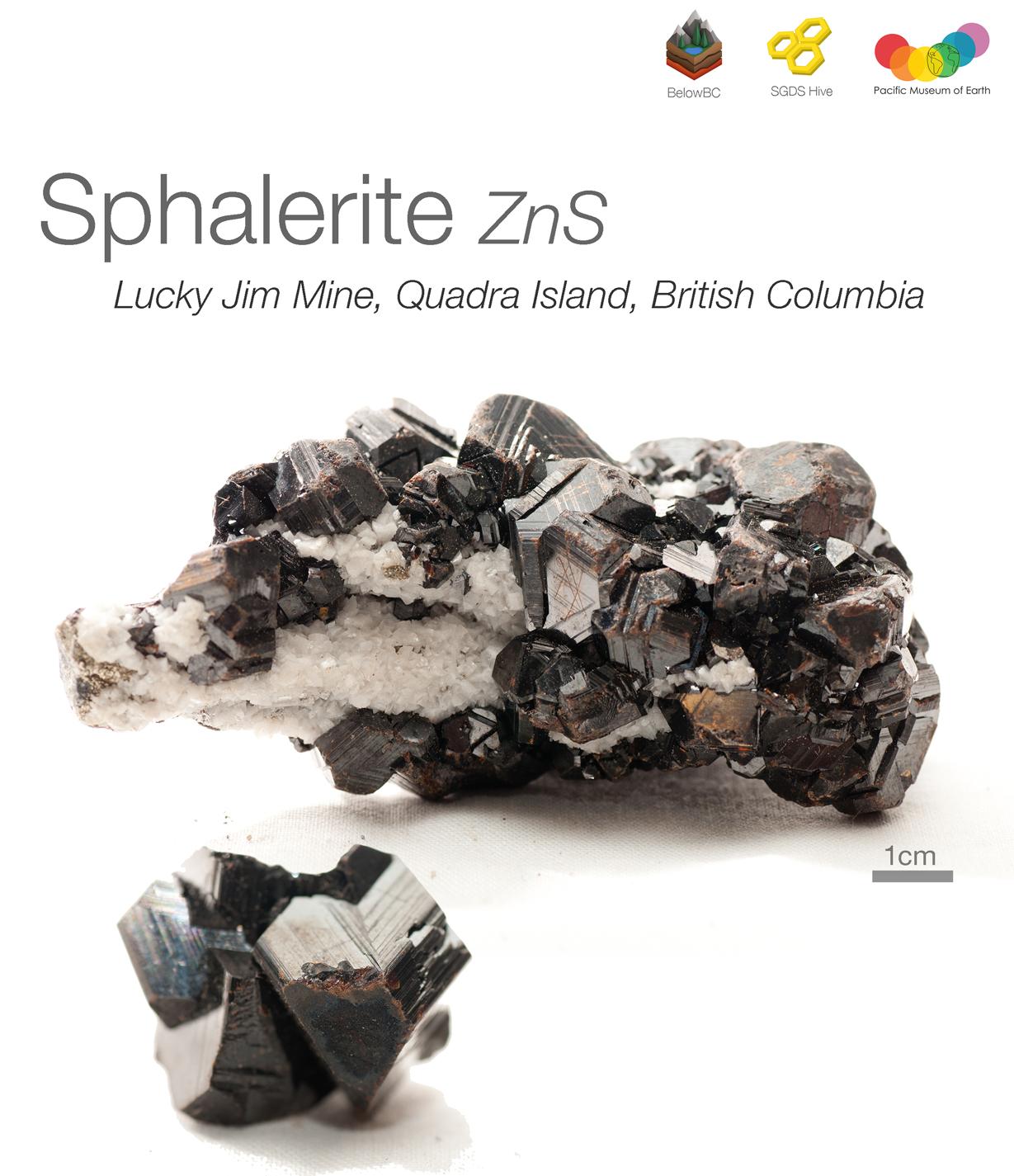 PME S74-209 Sphalerite Image