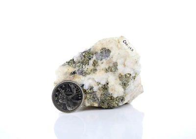 AME 148 Galena, Pyrite, Quartz, Scheelite & Sphalerite