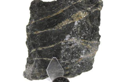 Andesite/Mercury(Hg) Ore (SEG D1-02)