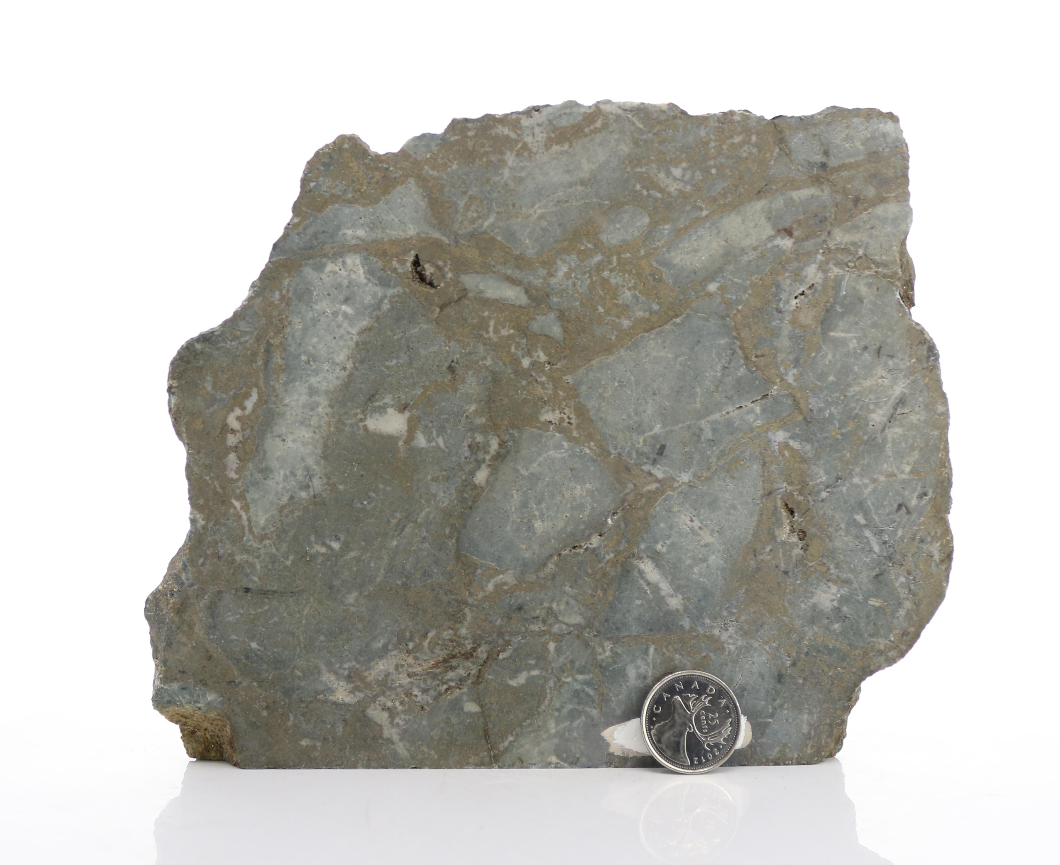 Dacite Breccia, Sulphide Cemented (D2-06) Image