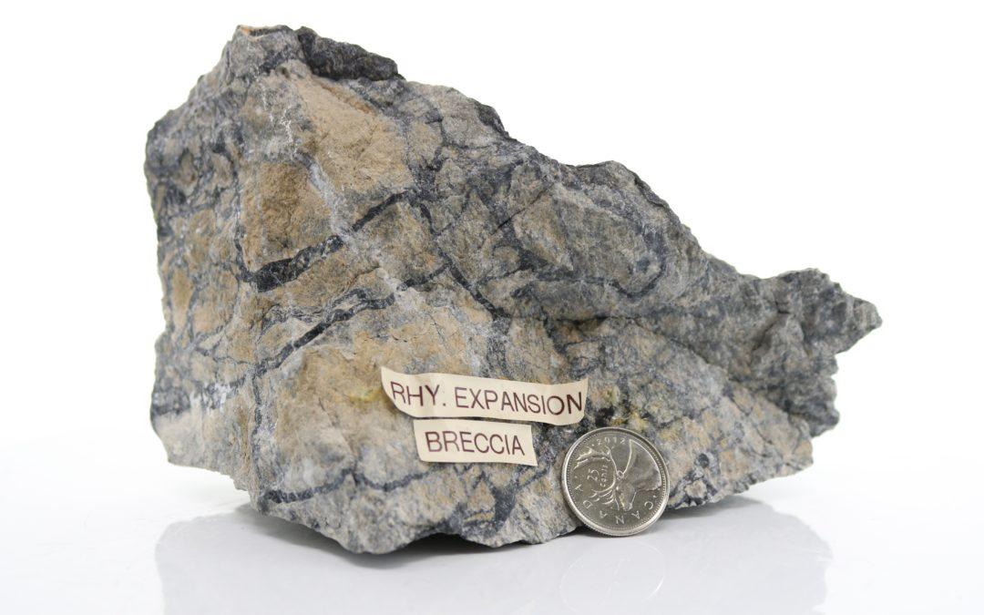 Rhyolite Expansion Breccia (MoM-007)